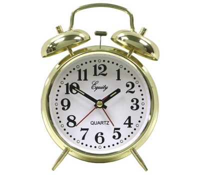 La Crosse 13012 Twin Bell Alarm Clock