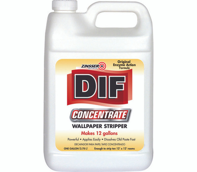 Zinsser 02401 DIF Concentrate Enzyme Action Wallpaper Stripper Gallon