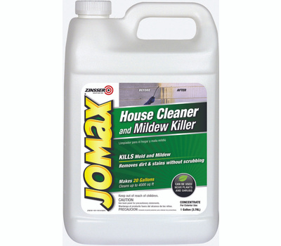 Zinsser 60101 Jomax House Cleaner And Mildew Cleaner Concentrate Gallon