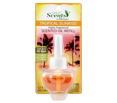 Delta Brands & Products Llc 92528-12 .7 Ounce Tropic Oil Refill