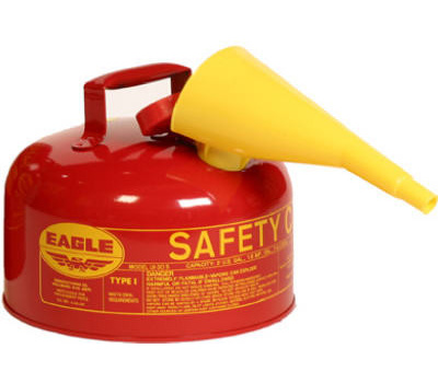 Safety Gas Can >> Eagle Ui 20 Fs 2 Gal Safe Gas Can