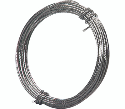 Hillman 534624 Ook Picture Hanging Wire Stainless Steel 9 Foot 100 Pound Capacity