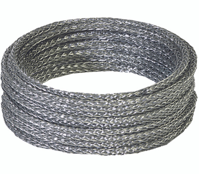 Hillman 534628 Ook Braided Wire Galvanized #2 By 9 Foot 10 Pound Capacity
