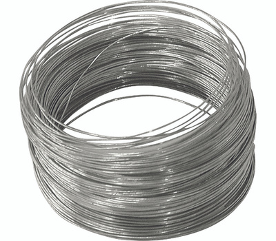Hillman 50138 Ook Wire Steel Galvanized 28 Gauge 100 Foot