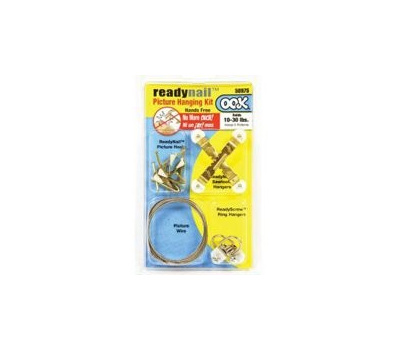 Hillman 50975 Ook Hanger Picture Kit Ready Nail