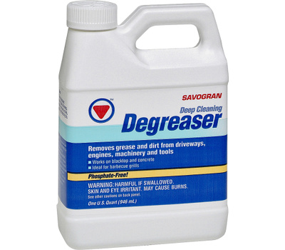 Savogran 10732 Driveway Cleaner And Degreaser Quart