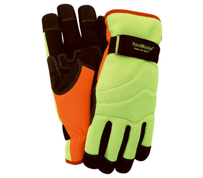 Magid Glove PGP89TL Hivis Lin Winter Gloves Large