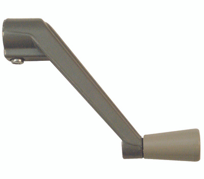Prime Line H3685 171786 Awning Operator Crank Painted Aluminum