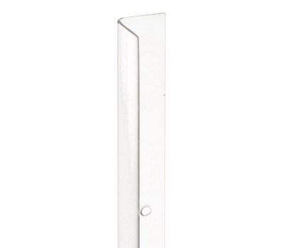 Prime Line U10082 Clear Corner Shield 3/4 By 96 Inch Nail-On