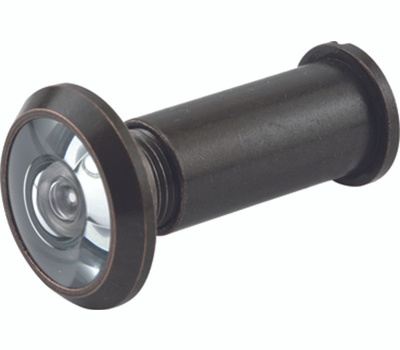 Prime Line U10313 Wide Angle 180 Degree Door Viewer Bronze