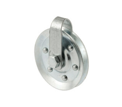 Prime Line GD 52189 Pulley W/2 Strap-Axle Blts 3in
