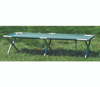 Texsport 15042 Cot Camp Foldng Hybrid For Grn
