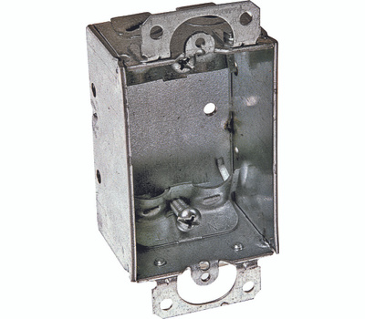 Raco 410 3 By 1 1/2D Switch Box