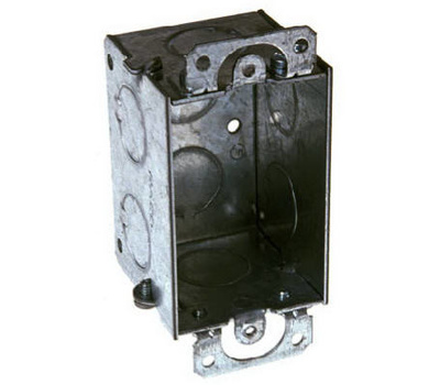 Raco 420 3 By 2D Steel Switch Box