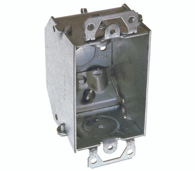 Raco 471 3 By 2 1/4 Deep Beveled Switch Box