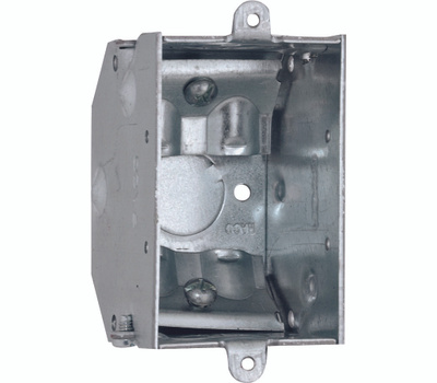 Raco 473 2 1/4 Switch Box With Less Ear
