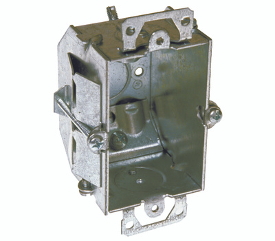 Raco 487 3 By 2 1/4D Switch Box