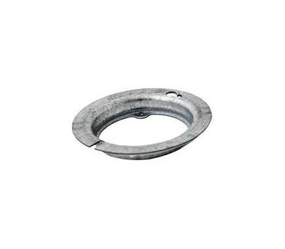 Raco 727 4 Inch Round Cover Open Raised 5/8 Inch Extension