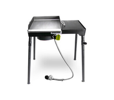 Barbour PS115 Stove Patio 1-Brnr W/Grdl Tppr