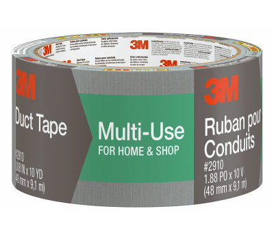 3M 2910-C Scotch Tape Duct Multiuse 1.88Inx10yd
