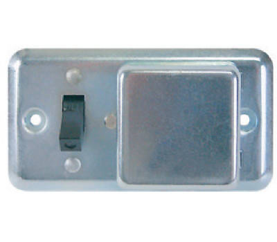 Cooper Bussmann BP/SSU On/Off Fused Switch Box Cover