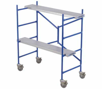 Werner PS-48 Scaffold Portable Hvyd 4Ft