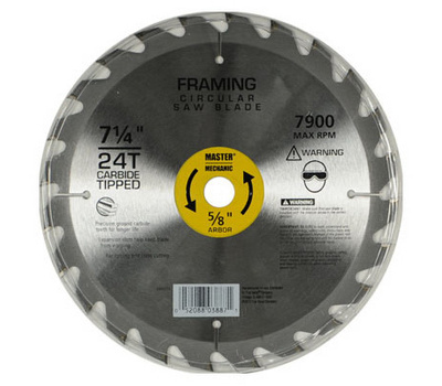 Master mechanic 694374 7 14 inch 24 tooth circular saw blade master mechanic 694374 7 14 inch 24 tooth circular saw blade greentooth Image collections