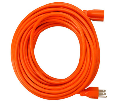 HWG Kintron 02309ME Master Electrician 100 Foot 16/3 Orange Extension Cord