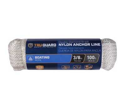 Mibro Group (The) 642301 3/8X100 Anchor Rope