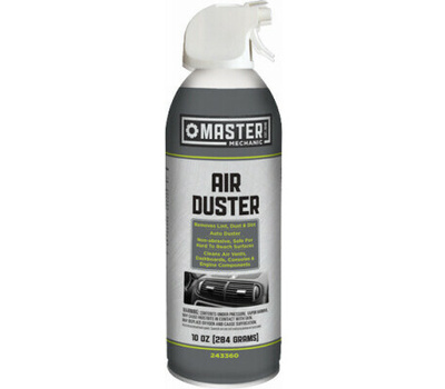 Blue Magic TV800 Master Mechanic Air Duster For Dashboards, Electronics, & Instruments 10 Oz
