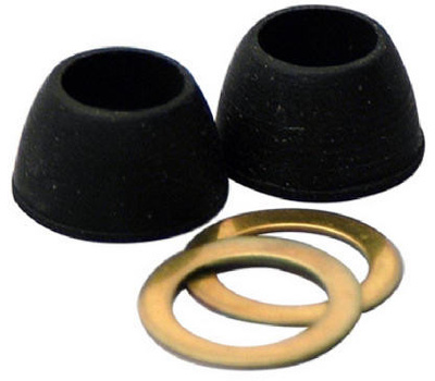 Brass Craft 709-501 Master Plumber Molded Cone Washers With Friction ...