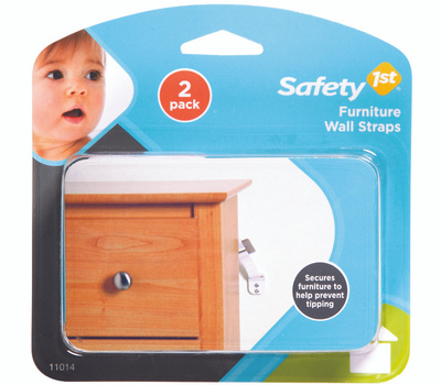 Safety 1st Dorel 11014 Strap Wall Furniture