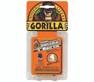 Can You Paint Over Gorilla All Purpose Glue