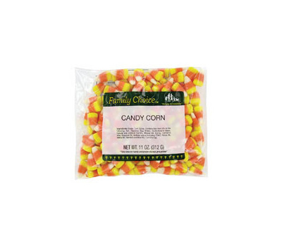 Ruckers Candy 1137 Family Choice 11 Ounce Candy Corn