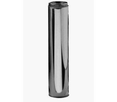 Selkirk 206148 Sure Temp 6 By 48 Inch Insulated Chimney Pipe
