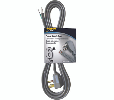 Power Zone OR210606 Cord Pwer Garbage Disp16/3X6ft
