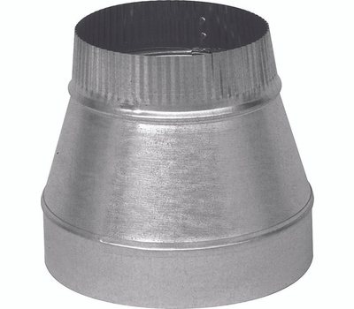 Imperial Manufacturing GV0822 Duct Reducer 8in - 7in 28ga