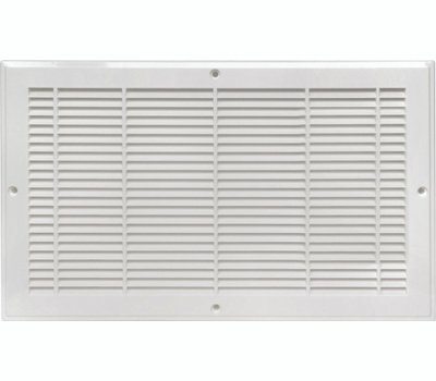 Imperial Manufacturing RG2298 Grill Return Air 12x6in Wht