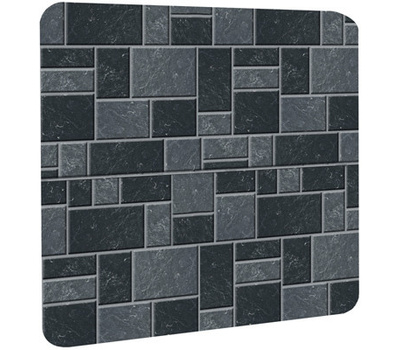 Imperial Manufacturing BM0405 32X42 Slate Stove Board