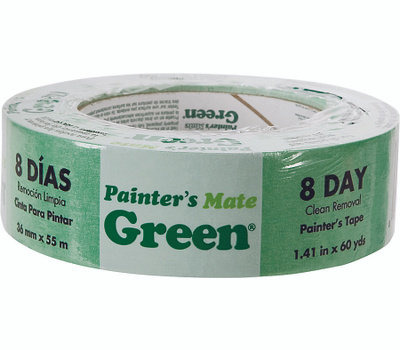 Shurtech 667017 Painters Mate Green Tape Paint Msrfce 1.41inx60yd