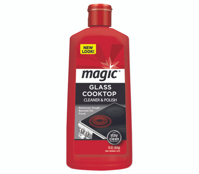 Weiman 3061 Magic Glass Cooktop Cleaner And Polish 16 Ounce