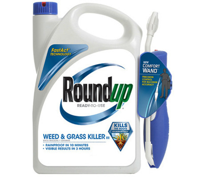 Roundup 5109010 Roundup Weed And Grass Killer Spray 1.1 Gallon