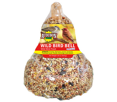 Global Harvest 12221 16 Ounce Song Bird Bell