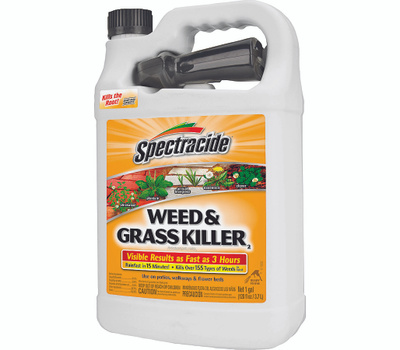 Spectrum HG-96017 Spectracide Gallon Ready To Use Grass And Weed Killer With Spray