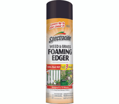 Spectrum HG-96182 Spectracide 17 Ounce Weed & Grass Foam