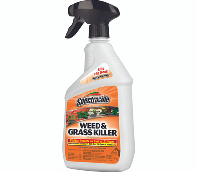 Spectrum HG-96428 Spectracide Killer Weed/Grass Rtu 32 Ounce