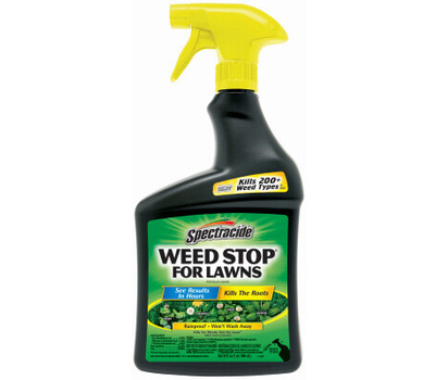 Spectrum HG-96542 Spectracide Stop Weed For Lawns Rtu 24 Ounce