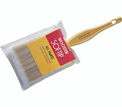 Wooster Q3108-1 Softip Nylon Polyester Blend Brush 1 Inch
