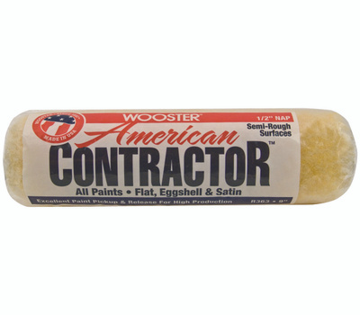Wooster R563-9 Cover Paint Roller 9X1/2In