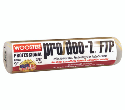Wooster RR666-9 Cover Paint Roller 9X3/8In